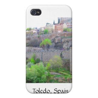 Toledo, Spain iPhone 4 Cases