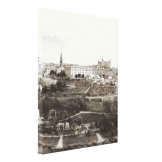 Toledo Spain  Wall Poster Gallery Wrap Canvas