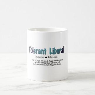 Tolerant Liberal Coffee Mug