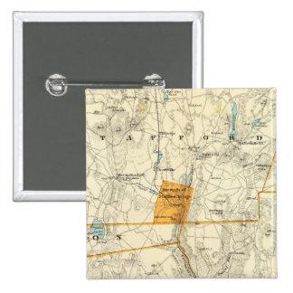 Tolland Co N 15 Cm Square Badge