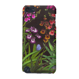Tolumnia Equitant Oncidium Orchid Flowers Speck Ca iPod Touch 5G Cases