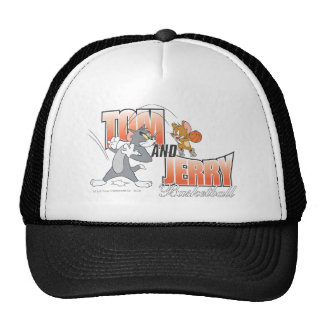 Tom and Jerry Basketball 3 Cap