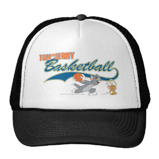 Tom and Jerry Basketball 5 Cap