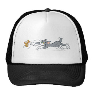 Tom and Jerry Chase Cap