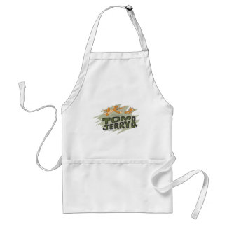 Tom and Jerry Chase Logo Standard Apron