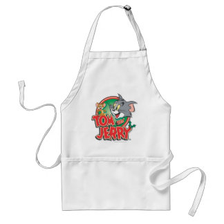 Tom and Jerry Classic Logo Standard Apron
