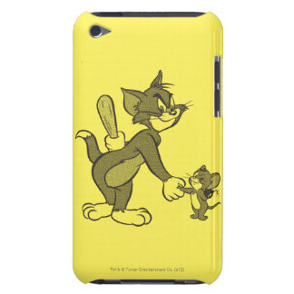 Tom And Jerry Deceitful Handshake Case-Mate iPod Touch Case