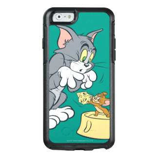 Tom and Jerry Feed The Cat OtterBox iPhone 6/6s Case