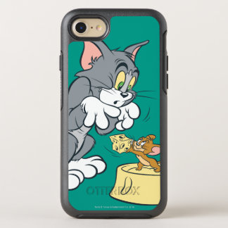 Tom and Jerry Feed The Cat OtterBox Symmetry iPhone 8/7 Case