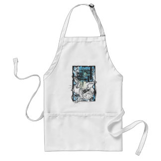 Tom and Jerry Grimey Standard Apron