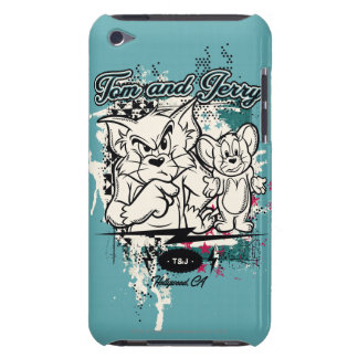 Tom and Jerry Hollywood CA iPod Touch Covers