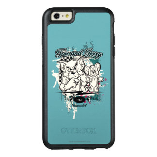 Tom and Jerry Hollywood CA OtterBox iPhone 6/6s Plus Case