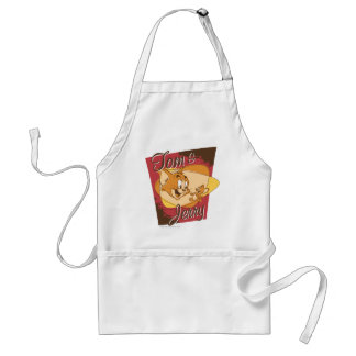 Tom and Jerry Logo 2 Standard Apron