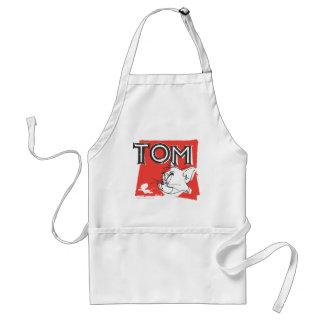 Tom and Jerry Mad Cat Standard Apron