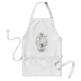 Tom and Jerry Obey The Master 1 Standard Apron