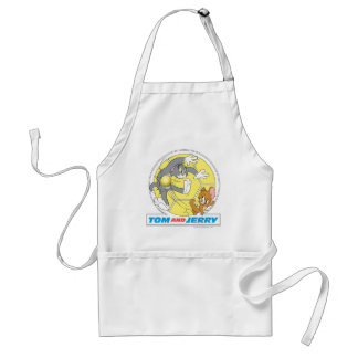 Tom and Jerry Soccer (Football) 8 Standard Apron
