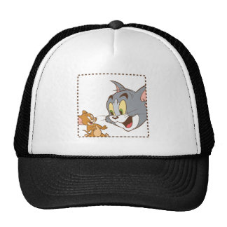 Tom and Jerry Stamp Cap