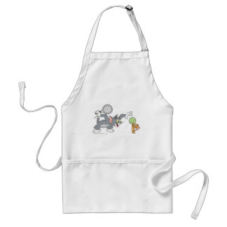 Tom and Jerry Tennis Stars 2 Standard Apron
