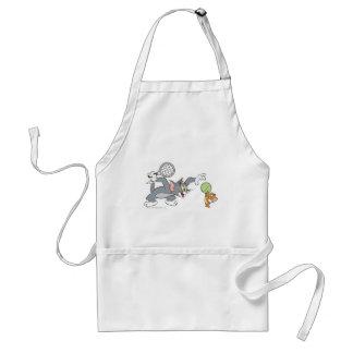 Tom and Jerry Tennis Stars 2 Standard Apron
