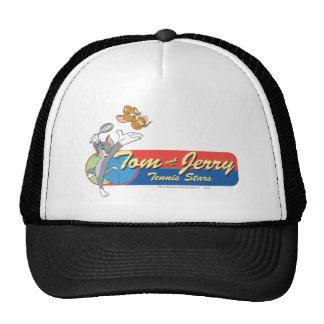 Tom and Jerry Tennis Stars 6 Cap
