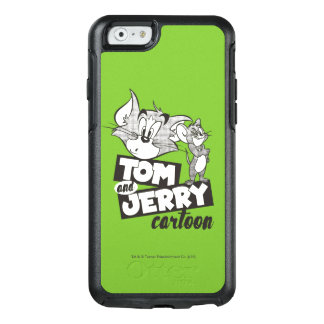 Tom And Jerry | Tom And Jerry Cartoon OtterBox iPhone 6/6s Case