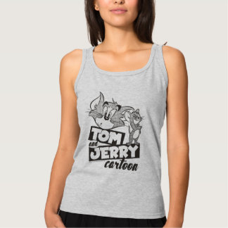 Tom And Jerry | Tom And Jerry Cartoon Singlet