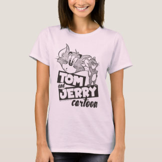 Tom And Jerry | Tom And Jerry Cartoon T-Shirt