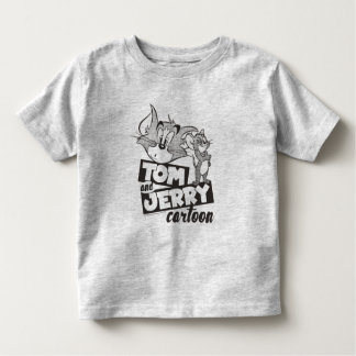 Tom And Jerry | Tom And Jerry Cartoon Toddler T-Shirt