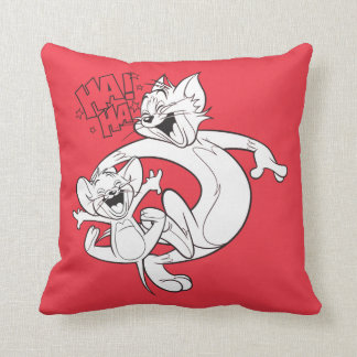 Tom And Jerry | Tom And Jerry Laughing Cushion