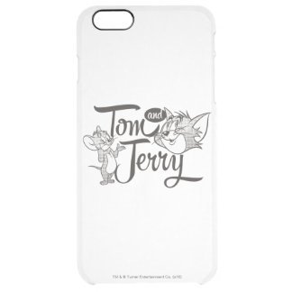 Tom And Jerry | Tom And Jerry Looking Sweet Clear iPhone 6 Plus Case