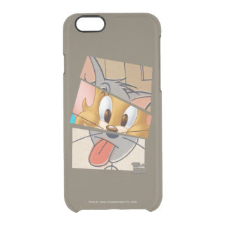 Tom And Jerry | Tom And Jerry Mashup Clear iPhone 6/6S Case