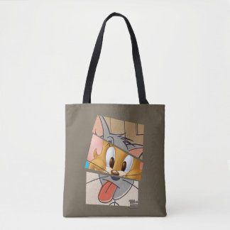 Tom And Jerry | Tom And Jerry Mashup Tote Bag
