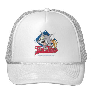 Tom And Jerry | Tom And Jerry On Baseball Diamond Cap