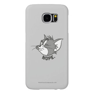 Tom And Jerry | Tom Says Nope Samsung Galaxy S6 Cases