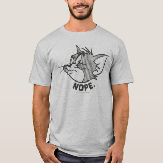 Tom And Jerry | Tom Says Nope T-Shirt