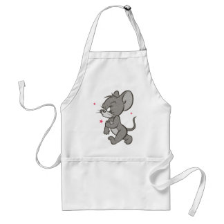 Tom and Jerry Tough Mouse 1 Standard Apron