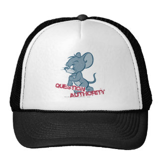 Tom and Jerry Tough Mouse 2 Cap