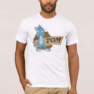Tom Attitude Logo T-Shirt