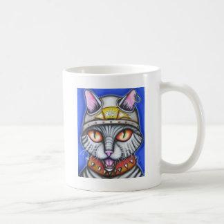 Tom Boy Cat Coffee Mug