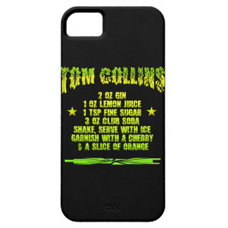 Tom Collins customizable iPhone 5 Case-Mate iPhone 5 Cases