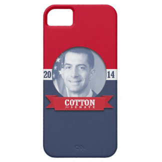 TOM COTTON CAMPAIGN iPhone 5/5S COVERS