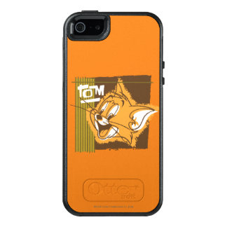 Tom Happy Face OtterBox iPhone 5/5s/SE Case