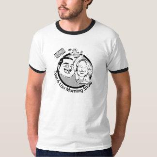 Tom & Lisa Morning Show Shirt! T-Shirt