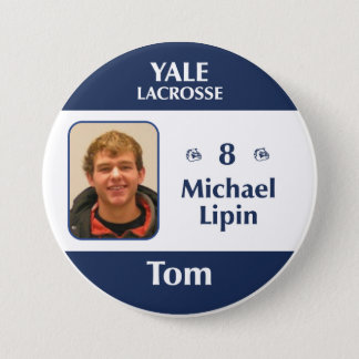 Tom - Michael Lipin 7.5 Cm Round Badge