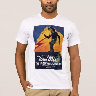 "Tom Mix in ""The Fighting Streak"" Tee Shirt"