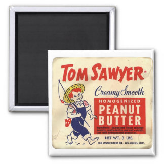 Tom Sawyer - 1945 Magnet