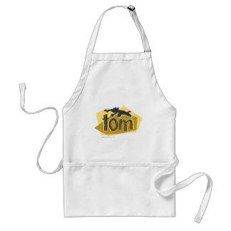 Tom Silhouette Logo Standard Apron