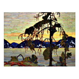 Tom Thomson - The Jack Pine Postcard