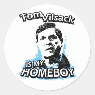 Tom Vilsack is my homeboy Sticker