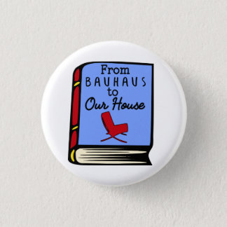 Tom Wolfe From Bauhaus to Our House Book Button
